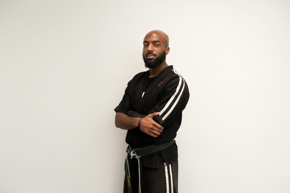 Instructor Michael | Modern Martial Arts Kickboxing NYC