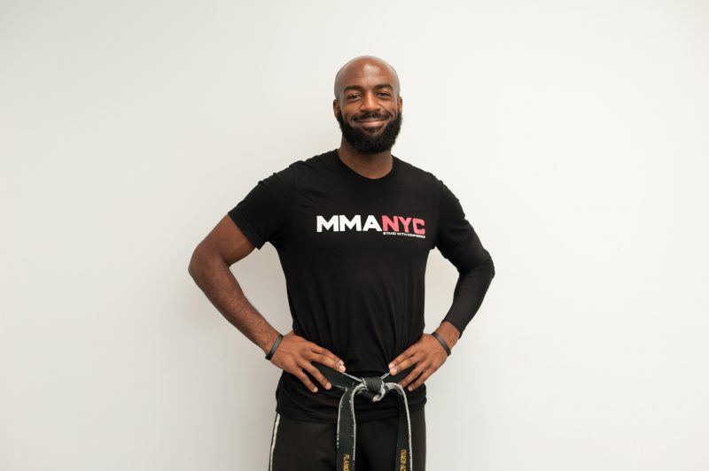 Coach Michael | Modern Martial Arts Kickboxing NYC
